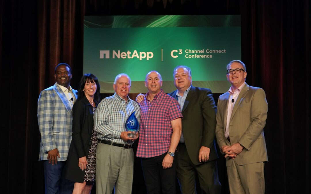 Mainline RTP Named NetApp East Partner of the Year at Third Annual Channel Connect Conference