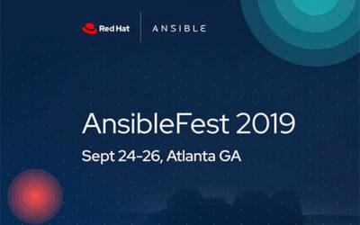 Red Hat AnsibleFest 2019-Recap-Atlanta
