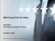 IBM Cloud™ Pak for Data – Turning Data into Insights Featured Image