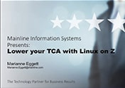 Linux on IBM Z – Build your business case and lower your TCA Featured Image