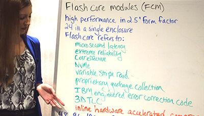 VLOG: IBM FlashCore Modules (FCMs)