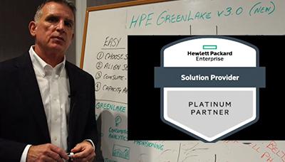 Vlog – HPE GreenLake V3.0 consumption-based IT, delivering on demand capacity.