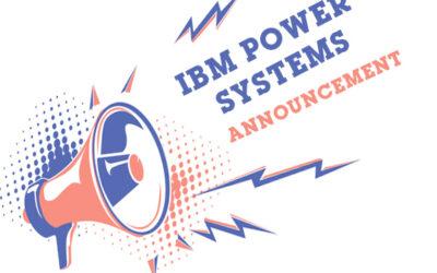 BLOG – IBM Announces POWER10 Processor Technology