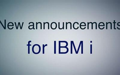 VLOG: IBM Power Systems:  IBM i Update 4Q20