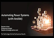 POWER Systems with Red Hat Ansible Featured Image