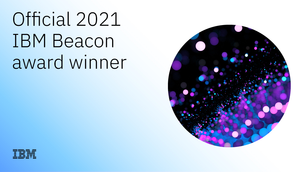 Mainline Information Systems Wins 2021 IBM Beacon Award for Most Innovative Client Experience on Z
