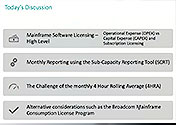 Mainframe Software Consumption Licensing – Maximize Your Investment Featured Image