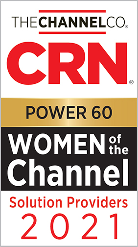 Mainline Marketing Executive Recognized as CRN® 2021 Women of the Channel Power 60 Solution Provider