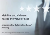 Understanding VMware Subscription Licensing (SaaS) – Benefits and Costs Featured Image