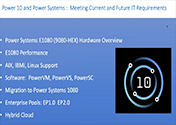 Introducing IBM Power10 Systems Featured Image